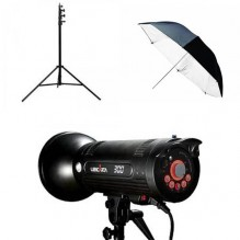 Lencarta ElitePro – 2 Head Flash Kit