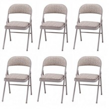 Deluxe Folding Chair – Set of 6