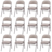 Deluxe Folding Chair – Set of 12